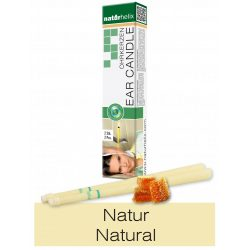 Naturhelix Ear Candles - Natural, 2pcs Pack