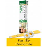 Naturhelix Ear Candles with Chamomile Oil, 2pcs Pack