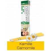 Naturhelix Ohrkerzen mit Kamillenöl, 2er-Packung