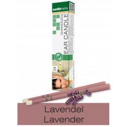 Naturhelix Ear Candles with Lavender Oil, 2pcs Pack