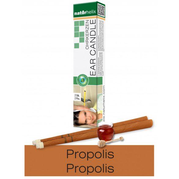 Naturhelix Ear Candles with Propolis Tincture, 2pcs Pack