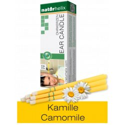 Naturhelix Ear Candles with Chamomile Oil, 6pcs Pack