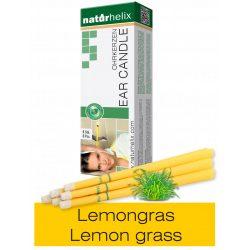 Naturhelix Ohrkerzen mit Lemongras-Öl, 6er-Packung