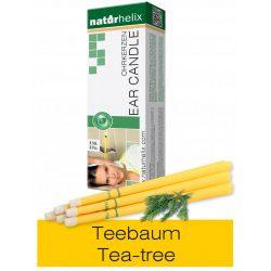 Naturhelix Ear Candles with Tea Tree Oil, 6pcs Pack