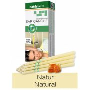 Naturhelix Ear Candles - Natural, 10pcs Pack