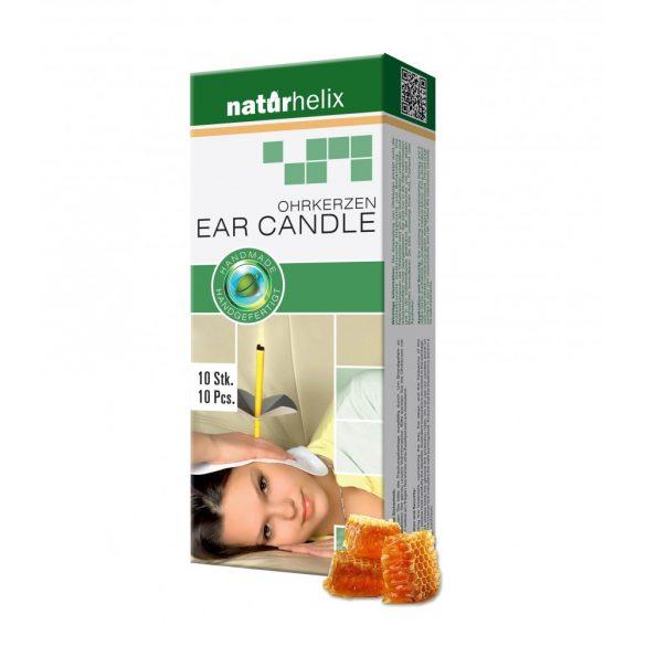 Naturhelix Ear Candles - Natural, 10pcs Pack