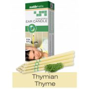 Naturhelix Ear Candles with Thyme Oil, 10pcs Pack