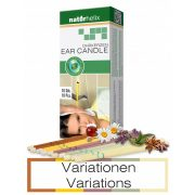 Naturhelix Ear Candles - Variations, 10pcs Pack