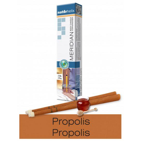 Naturhelix Körperkerzen mit Propolis-Tinktur, 2er-Packung
