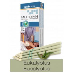 Naturhelix Body Candles with Eucalyptus Oil, 10pcs Pack
