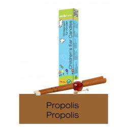 Naturhelix Children's Ear Candles with Propolis Tincture, 2pcs Pack