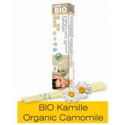 Naturhelix Organic Ear Candles Chamomile, 2pcs Pack