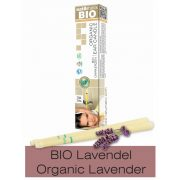 Naturhelix Organic Ear Candles with Lavender Oil, 2pcs Pack