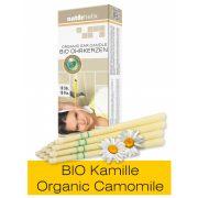 Naturhelix BIO-Ohrkerzen, 10er-Packung mit Kamille BIO-Öl