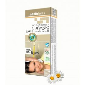 10pcs Organic Ear Candles